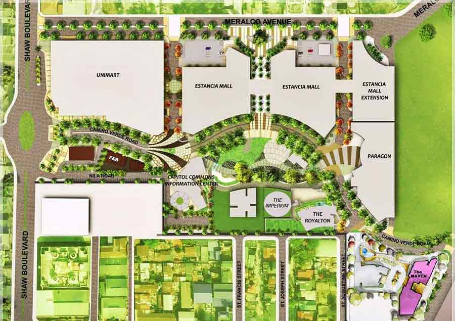 Maven Capitol Commons - Site Development Plan