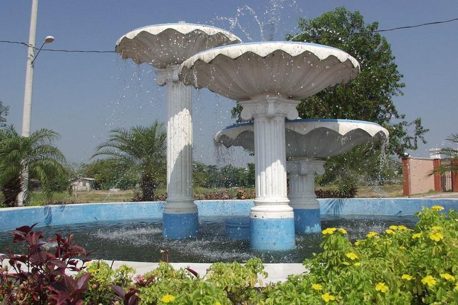 Northfields Executive Village - Flower Fountain
