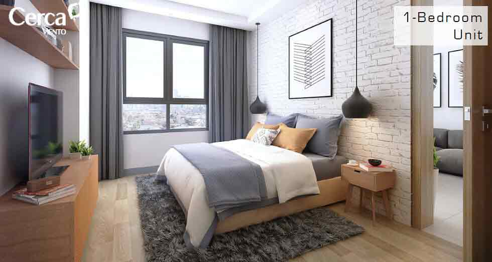 Cerca Alabang - Bedroom
