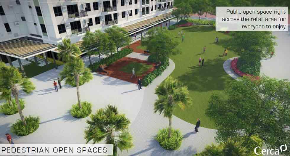 Cerca Alabang - Open Spaces