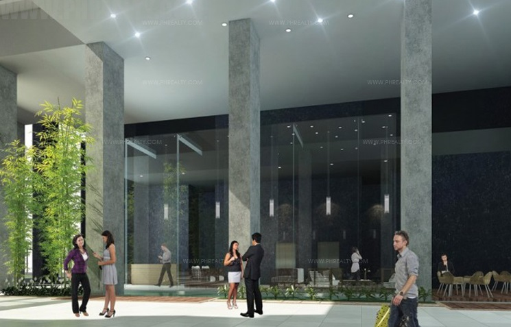Signa Designer Residences - Lobby
