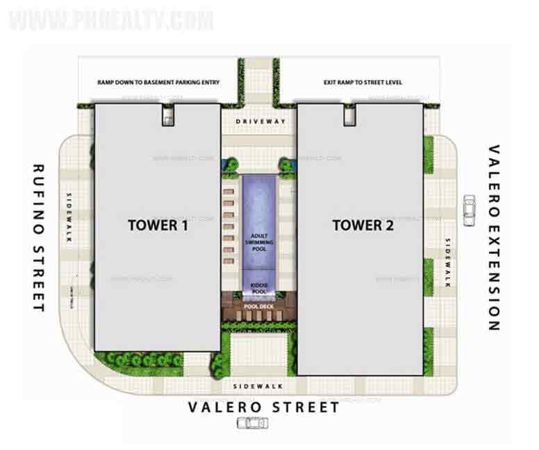 Signa Designer Residences - Site Development Plan
