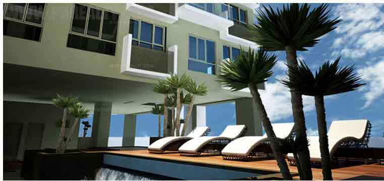 Signa Designer Residences - Swimming Pool
