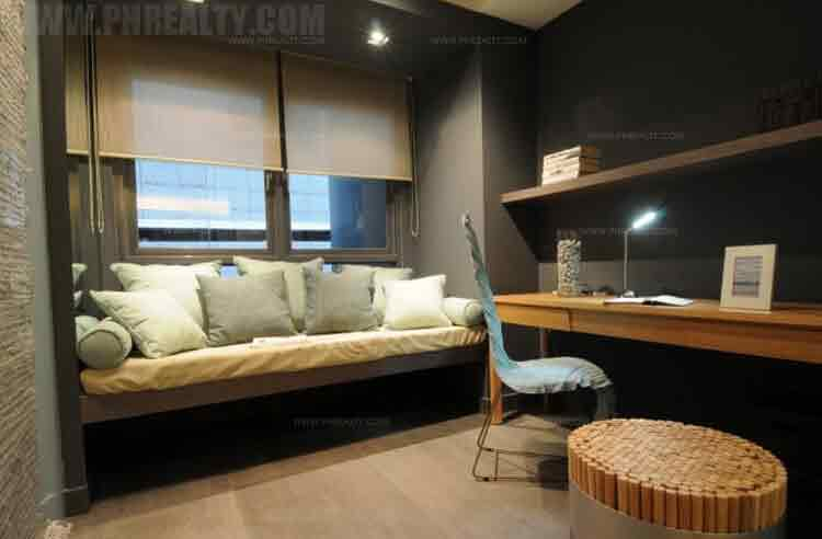 Signa Designer Residences - 2 BR Model Unit Bedroom 1