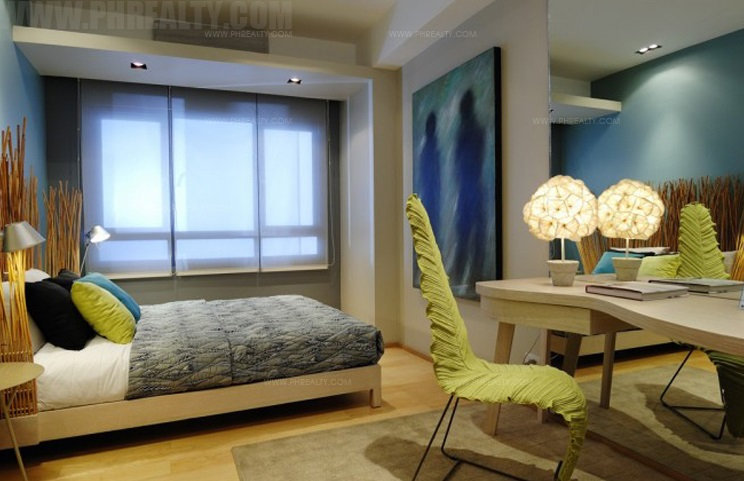 Signa Designer Residences - Bedroom