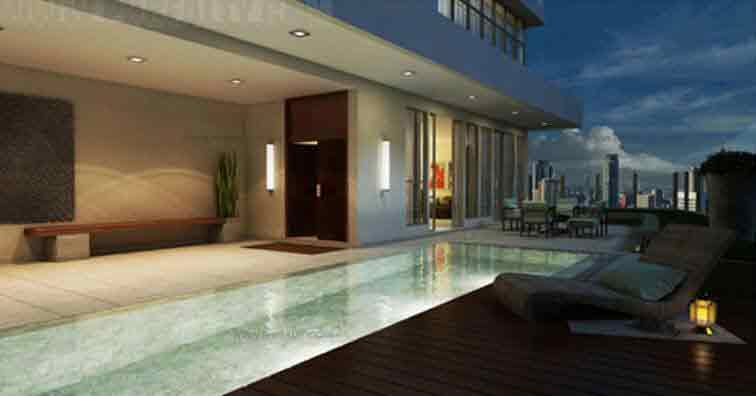 The Suites - Lap Pool