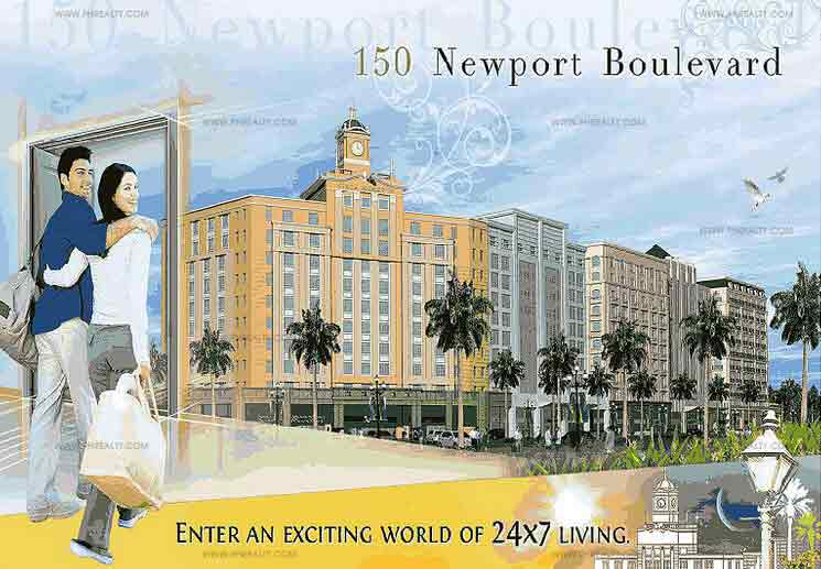150 Newport Boulevard - Exciting World