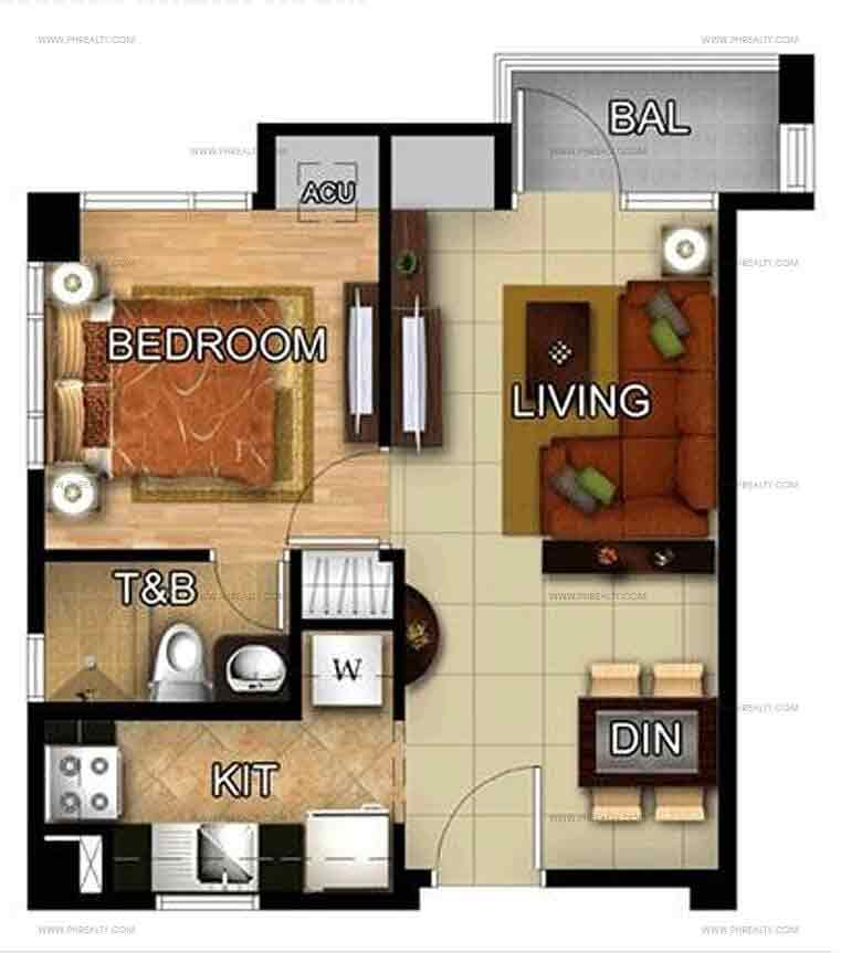 150 Newport Boulevard -  Wing A 1 Bedroom