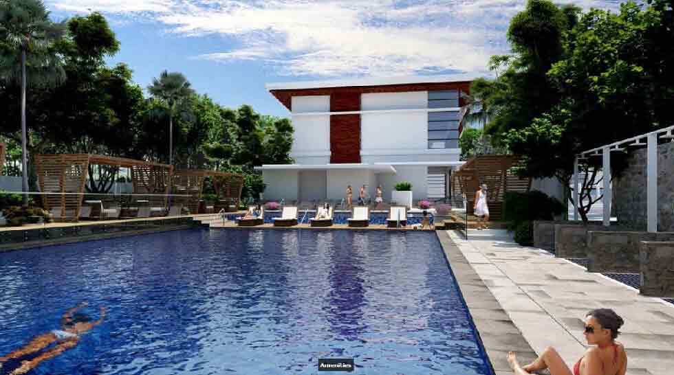 Alabang West - Pool Area