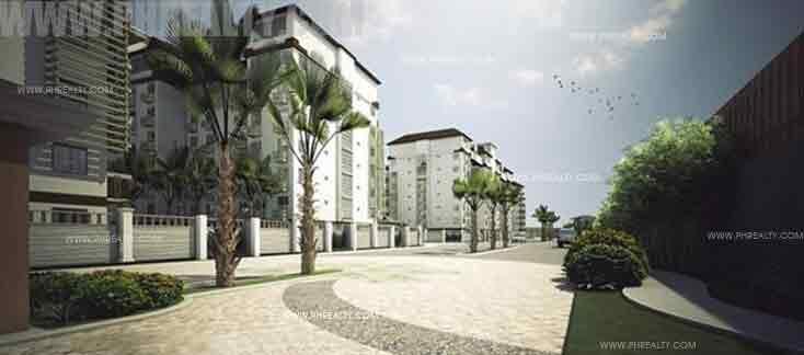 Asya Enclaves - 3D Perspective Kalye Maynila