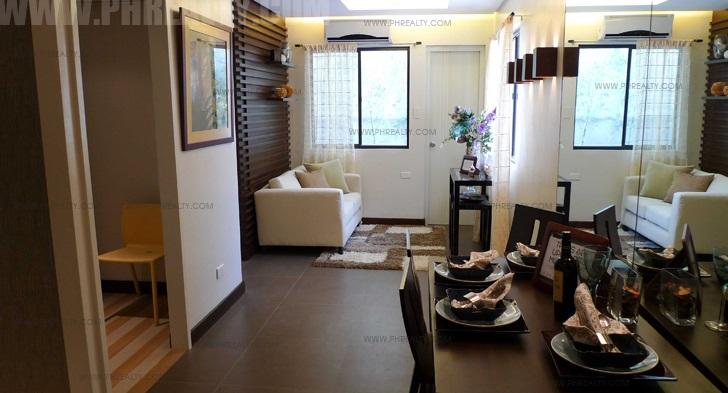 Asya Enclaves - Living Area