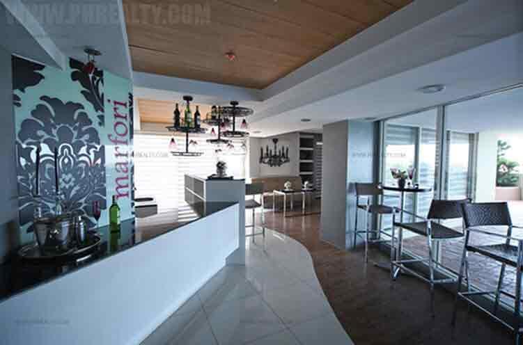The Marfori - Visitors lounge