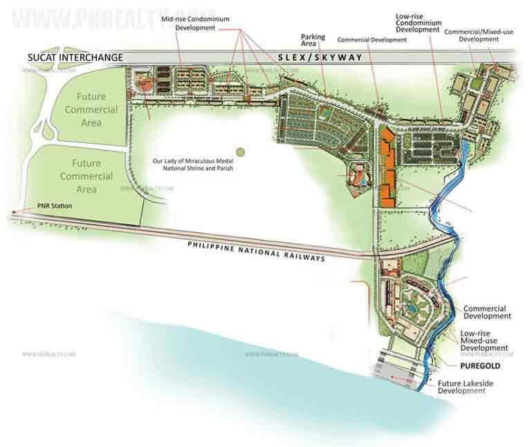 The Marfori - Site Development Plan