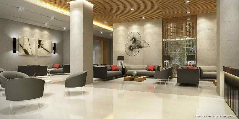 S Residences - Grand Lobby