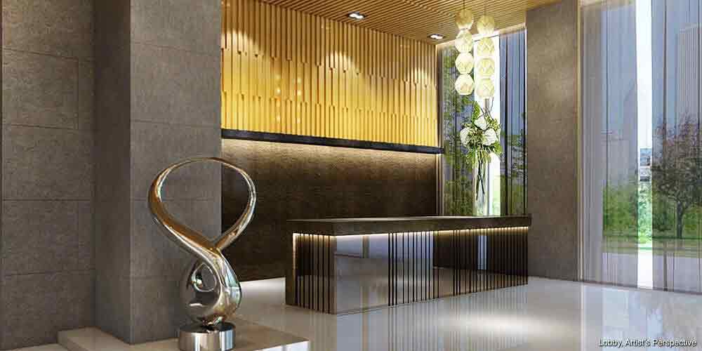 S Residences - Lobby