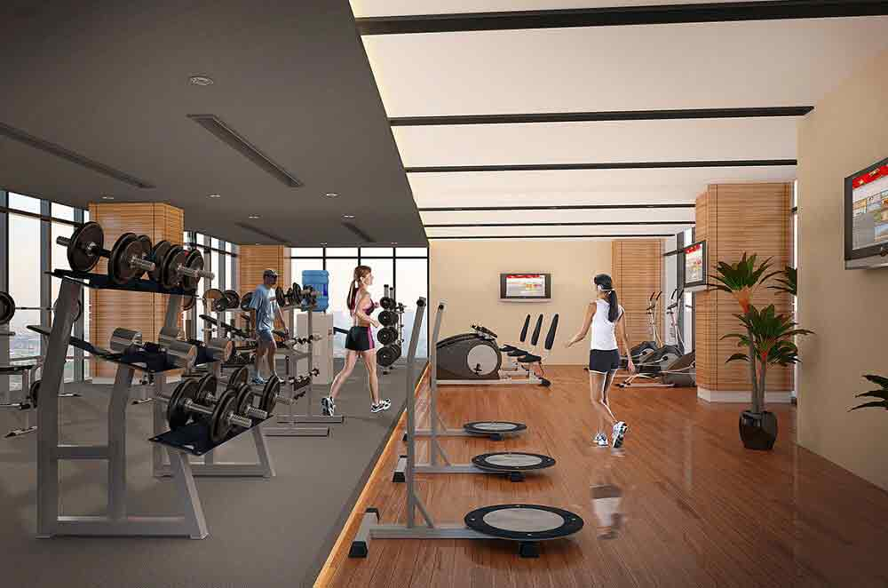 The Florence - Fitness Gym