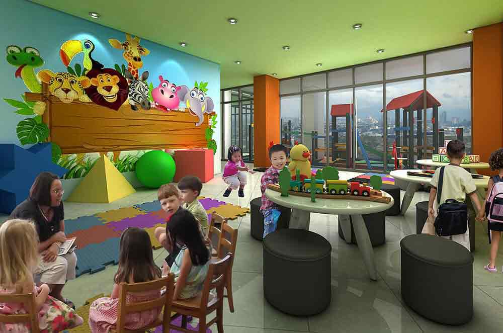 The Florence - Play Area
