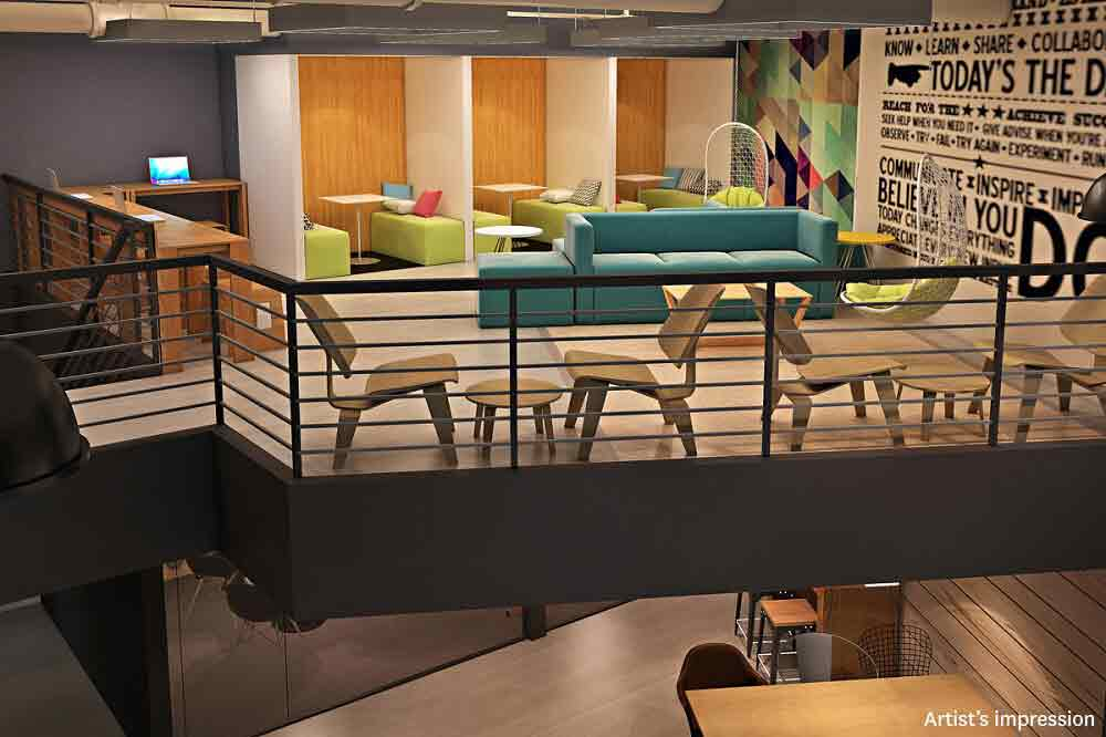 The Ellis Makati - Colab Shared Spaces