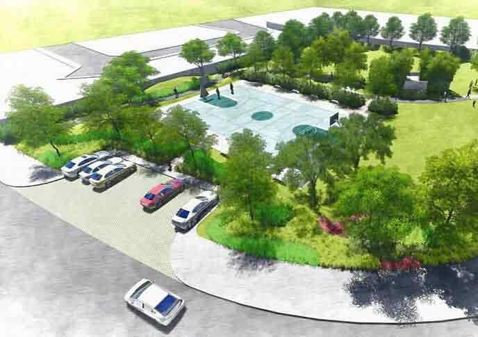 Ardia At Vermosa - Parking Area