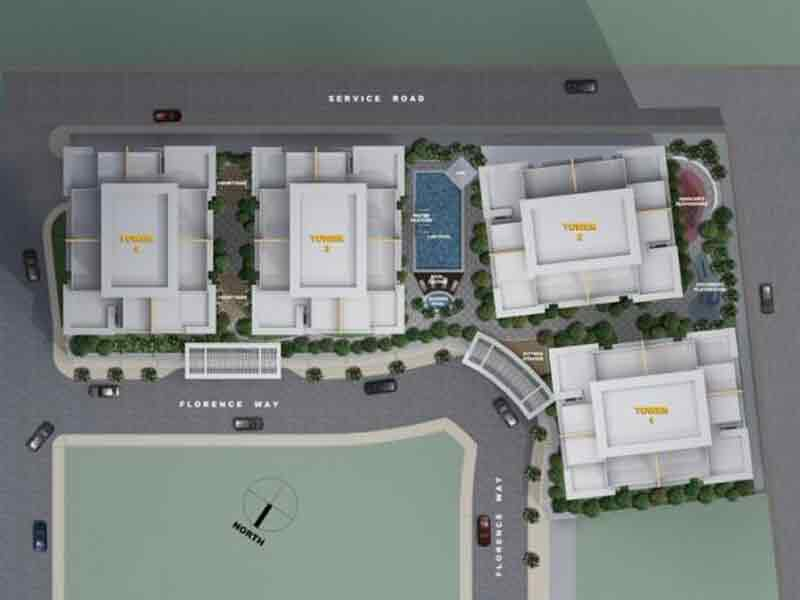 The Viceroy Site Development Plan Site