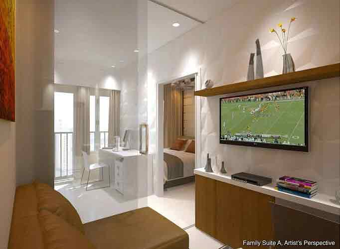 Spring Residences  - Family Suite A