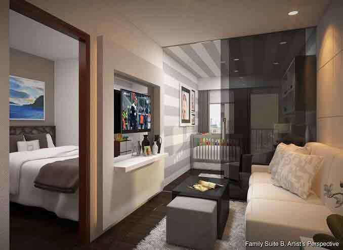 Spring Residences  - Family Suite B