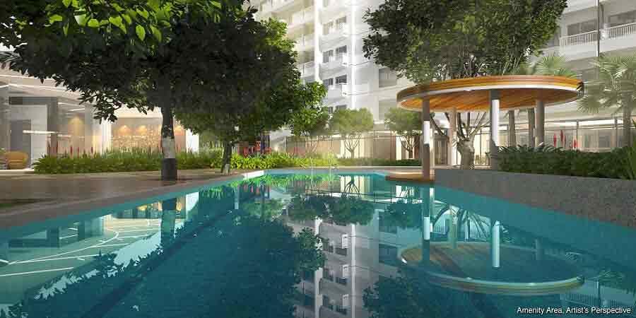 Spring Residences  - Lap Pool