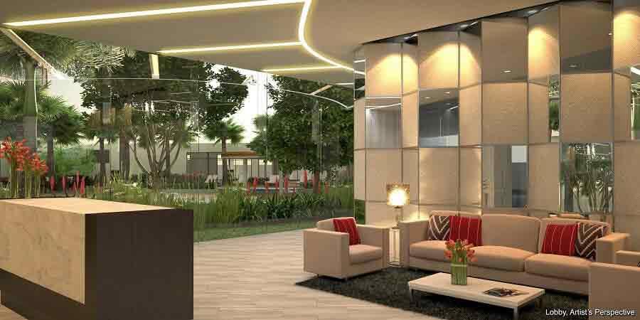 Spring Residences  - Grand Lobby
