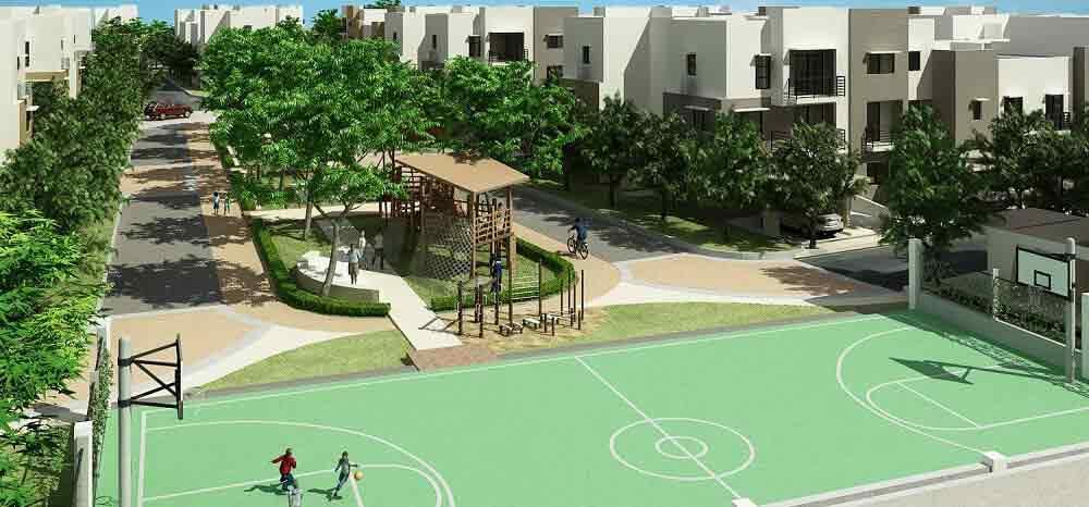 Ametta Place  -  Active Park
