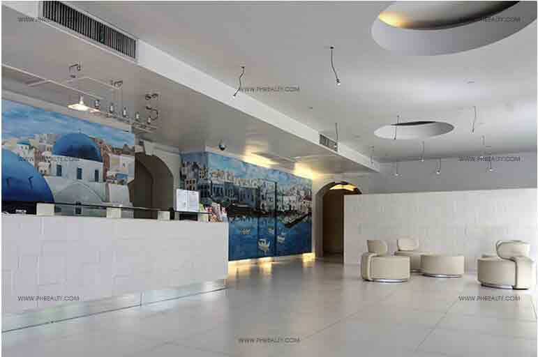 The Capital Towers - Athens Tower Lobby