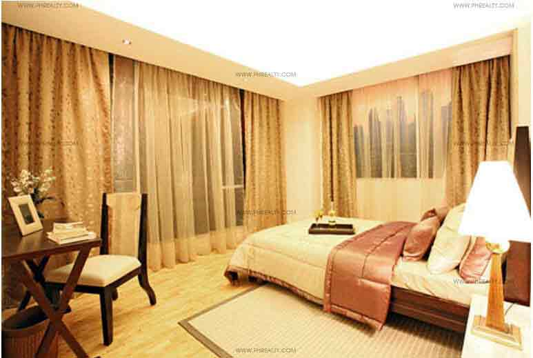 The Capital Towers - Bedroom