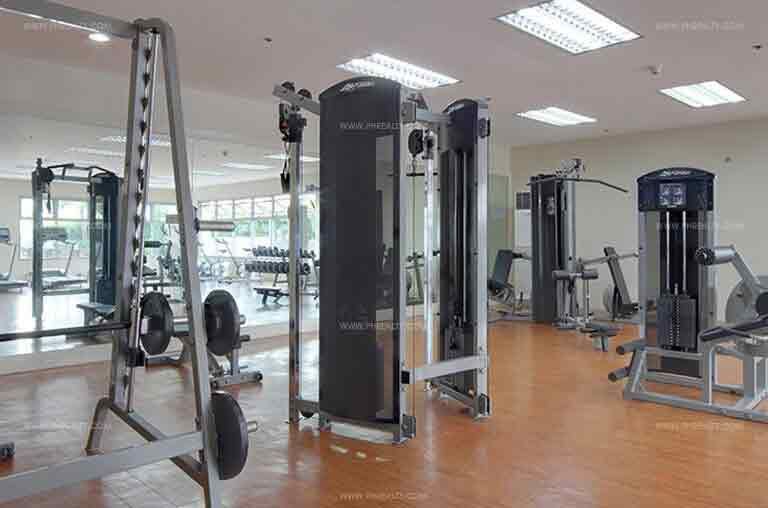 The Capital Towers - Gym