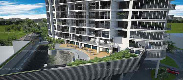 Sentrale Residences - Lap and Wading Pool