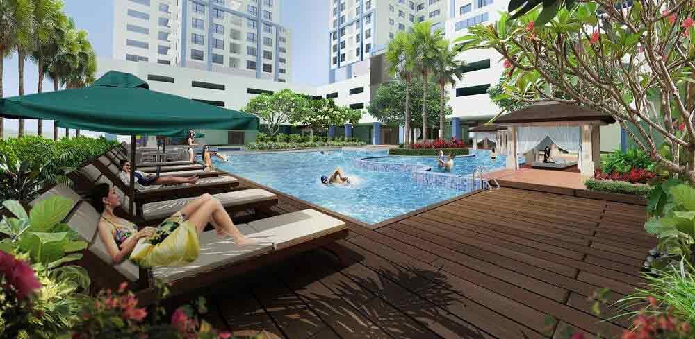 Celadon Park - Pool