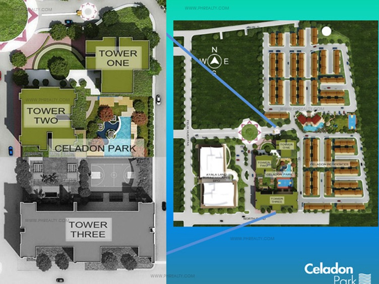 Celadon Park -  Site Development Plan