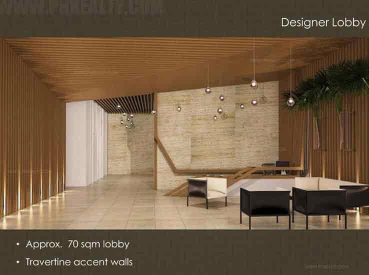 Escala Salcedo  -  Designer Lobby