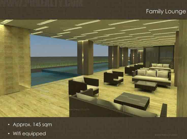 Escala Salcedo  -  Family Lounge