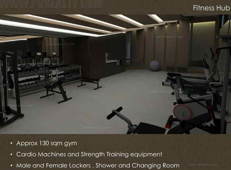 Escala Salcedo  -  Fitness Hub