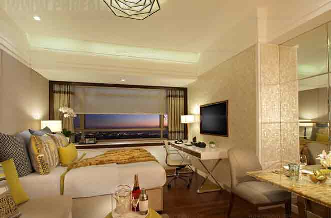Shang Salcedo Place - Studio Unit