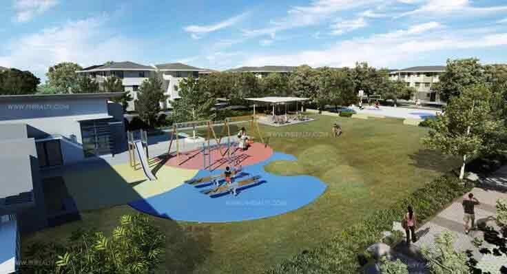 Ferndale Villas -  Outdoor Play Area