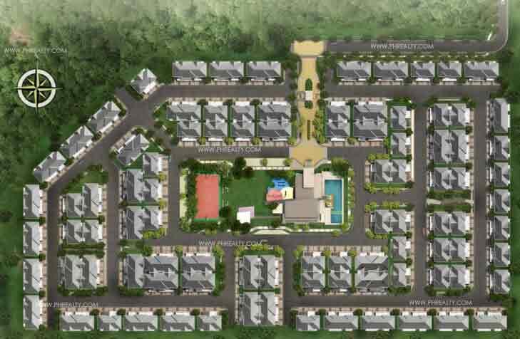 Ferndale Villas -  Site Development Plan
