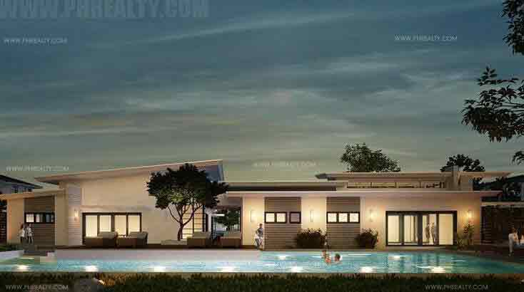 Ferndale Villas -  Swimming Pool