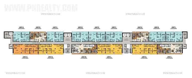 St. Moritz Private Estate - Floor Plan