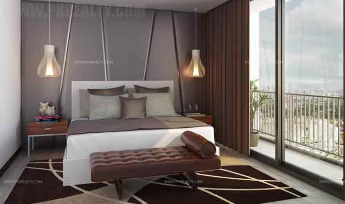 St. Moritz Private Estate - Bedroom