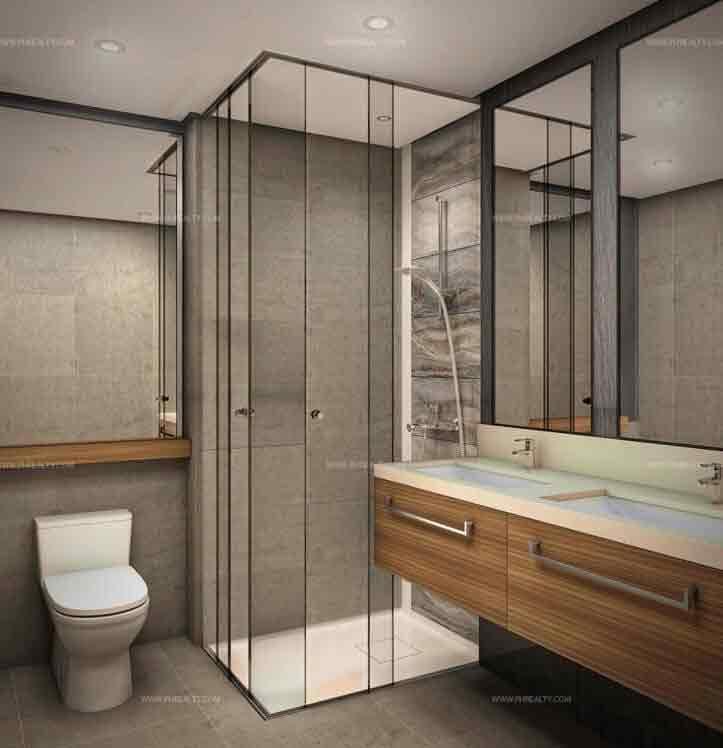 St. Moritz Private Estate - Bathroom