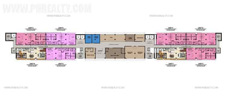 St. Moritz Private Estate - Floor Plan