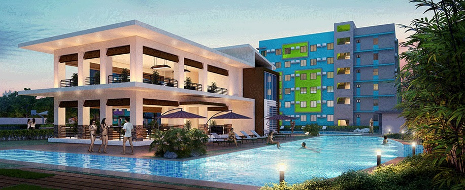 8 Spatial Davao Filinvest - Pool Area