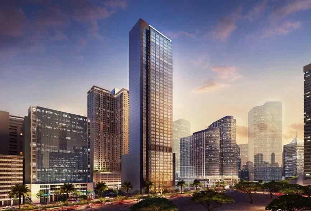 Alveo Financial Tower -  Alveo Financial Tower