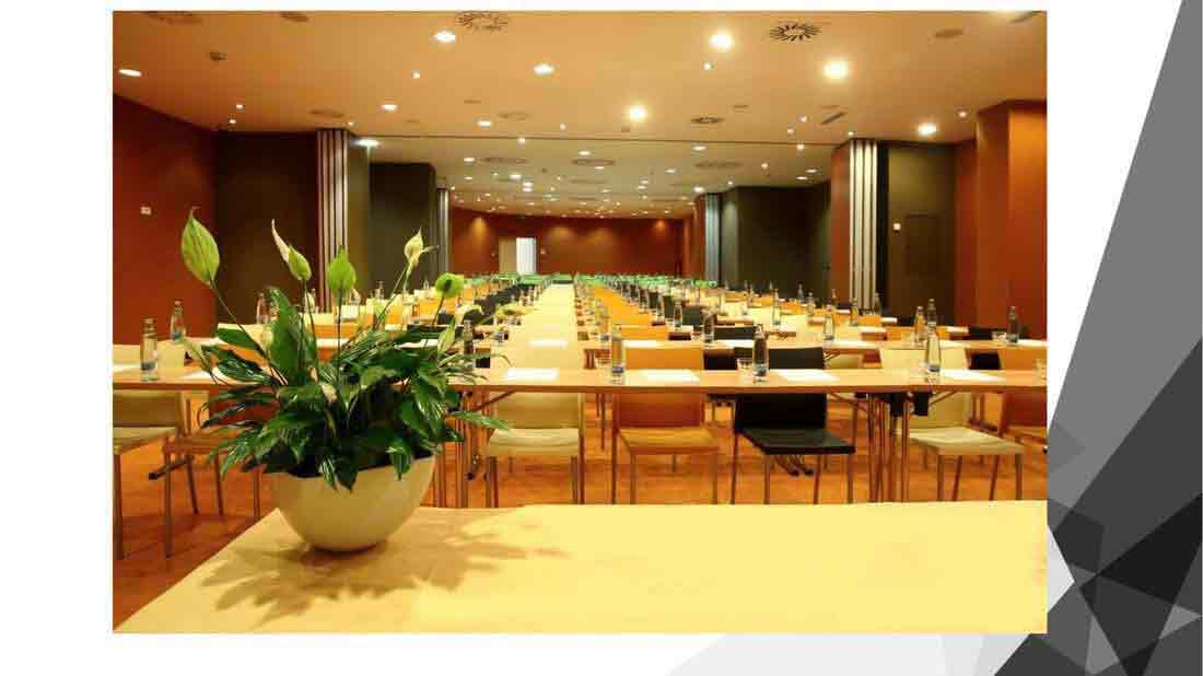 Alveo Financial Tower - Conference Hall