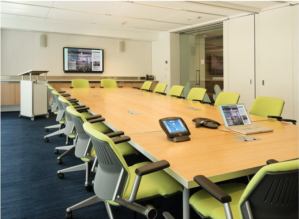 Alveo Financial Tower -  Meeting Room